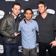Bryan Greenberg and Victor Rasuk Photos