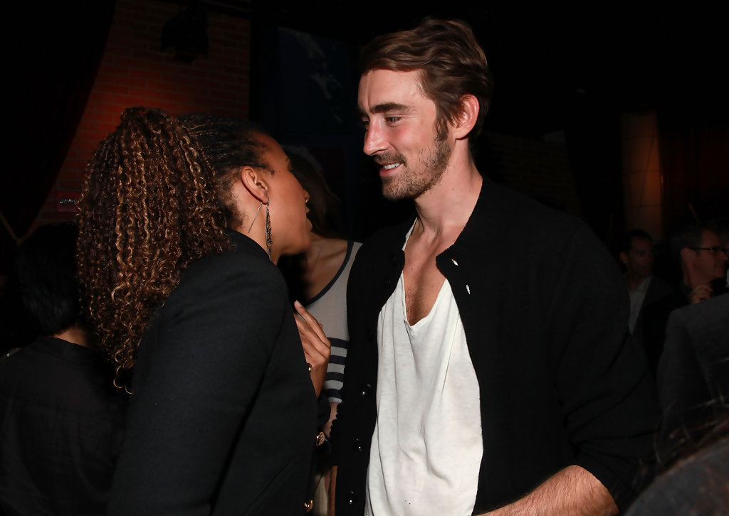 Lee Pace and Tracie Thoms Photos Photos - Zimbio