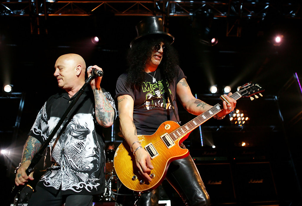slash and angry anderson photos photos mtv classic the