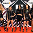 Normani Kordei Hamilton Lauren Michelle Jauregui Photos - (L-R) Dinah Jane Hansen, Allyson Brooke Hernandez, Karla Camila Cabello,  Lauren Michelle Jauregui and Normani Kordei Hamilton of Fifth Harmony attend the MTV EMA's 2015 at the Mediolanum Forum on October 25, 2015 in Milan, Italy. - MTV EMA's 2015 - Red Carpet Arrivals