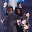 Ozzy Osbourne and Slash Photos