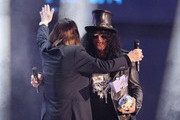 Ozzy Osbourne and Slash Photos Photo