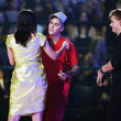 Justin Bieber and Charli XCX Photos