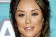 Charlotte Crosby attends the MTV EMAs 2017 held at The SSE Arena, Wembley on November 12, 2017 in London, England.