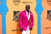 Akon attends the MTV EMAs 2019 at FIBES Conference and Exhibition Centre on November 03, 2019 in Seville, Spain.