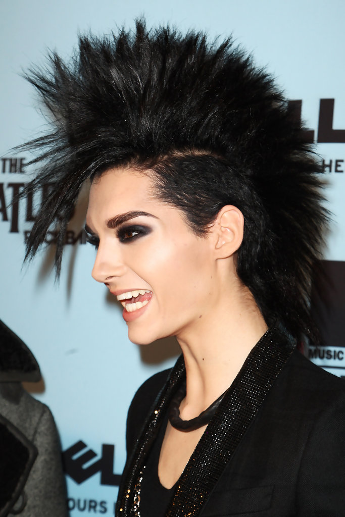 Bill Kaulitz Photos Photos Mtv Europe Music Awards 2009