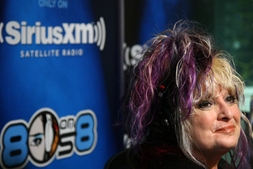 Nina Blackwood MTV VJs Visit SiriusXM To Record An MTV 30th Anniversary Special