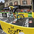 Maarten Wynants Le Tour de France 2016 - Stage Eighteen
