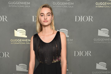 Maartje Verhoef 2017 Guggenheim International Pre-Party Made Possible by Dior