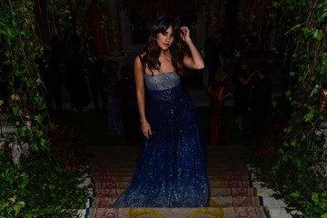 Macarena Garcia Dior Ball: Party in Madrid