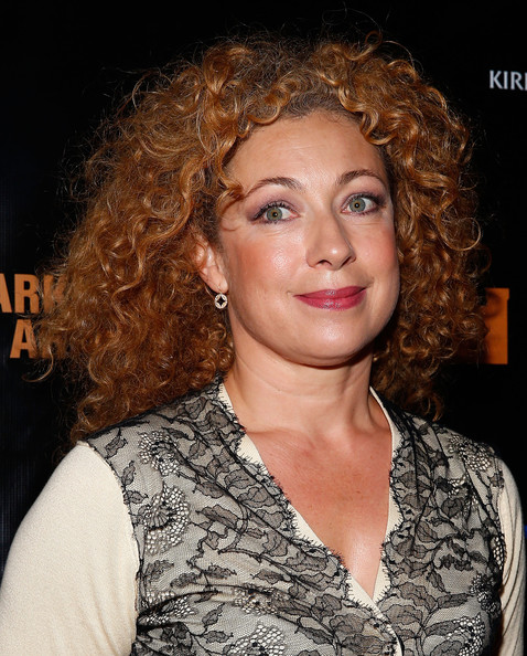Alex Kingston zimbio