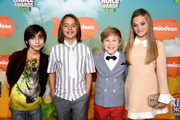 Mace Coronel Nickelodeon's 2016 Kids' Choice Awards - Red Carpet