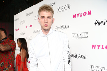 Machine Gun Kelly NYLON's Annual Young Hollywood Party At Avenue Los Angeles