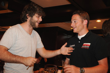 Shelby Blackstock Big Machine Label Group Hosts A Private Dinner With Artists & NASCAR Drivers