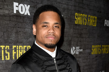 Mack Wilds Screening And Discussion Of FOX's 'Shots Fired' - Red Carpet