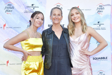 Mackenzie Ziegler Heather Carmichael 'Ending Youth Homelessness: A Benefit For My Friend's Place' Gala - Arrivals