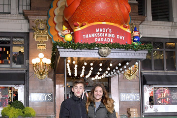 Mackenzie Ziegler 92nd Annual Macy's Thanksgiving Day Parade - Rehearsals Day 2