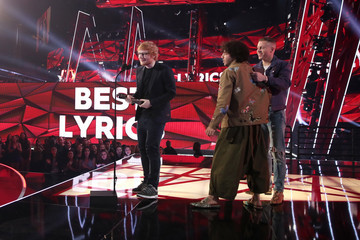 Macklemore iHeartRadio Music Awards - Show