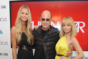 Model Elle McPherson, designer John Varvatos and TV personailty Nicole Richie attend Macy's Celebrates NBC's New Primetime Series, Fashion Star, With Elle Macpherson, Nicole Richie And John Varvatos At Premiere Party at Macy's Herald Square on March 13, 2012 in New York City.
