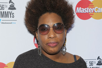 Macy Gray MasterCard #PricelessSurprises Backstage At The GRAMMY'S