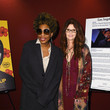 Macy Gray SNL Actor/Comedian Darrell Hammond's NYC Film Premiere Cracked Up