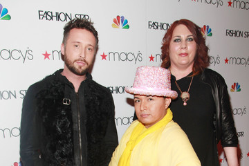 "Nicholas Bowes Macy's Celebrates ""Fashion Star"""