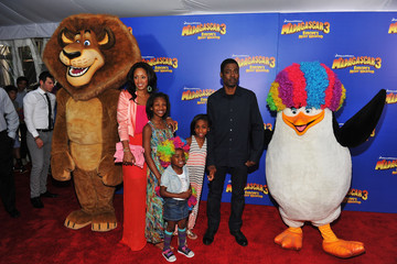 "Lola Simone Rock ""Madagascar 3: Europe's Most Wanted"" New York Premiere - Inside Arrivals"