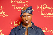 Madame Tussauds Hollywood Commemorates Tupac Shakur's 44th Birthday With Wax Figure