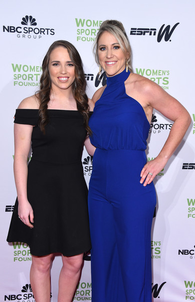 The Women's Sports Foundation's 39th Annual Salute To Women In Sports Awards Gala  - Arrivals