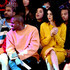 Kanye West Photos - Hip hop artist/designer/producer Kanye West (L) and model Kendall Jenner attend Tyler, the Creator's fashion show for Made LA at L.A. Live on June 11, 2016 in Los Angeles, California. - Made LA: Tyler, The Creator Show