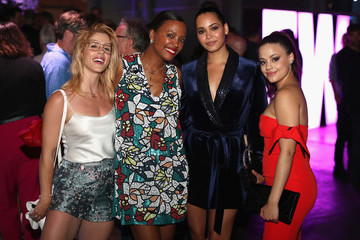 Madeleine Mantock Entertainment Weekly Hosts Its Annual Comic-Con Party At FLOAT At The Hard Rock Hotel In San Diego In Celebration Of Comic-Con 2018 - Inside
