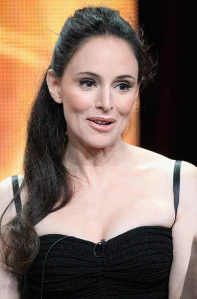 Madeleine Stowe Actress Madeleine Stowe of the television show ...