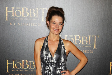 Madeleine West 'The Hobbit: An Unexpected Journey' Melbourne Premiere