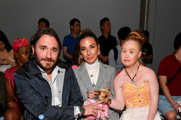 Madeline Stuart Dakun Liu Yong - Front Row - September 2018 - New York Fashion Week: The Shows