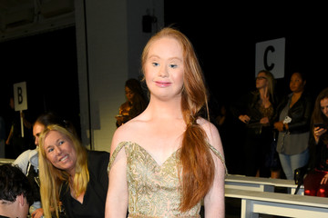 Madeline Stuart CAAFD Emerging Designer Showcase - Front Row - September 2018 - New York Fashion Week: The Shows