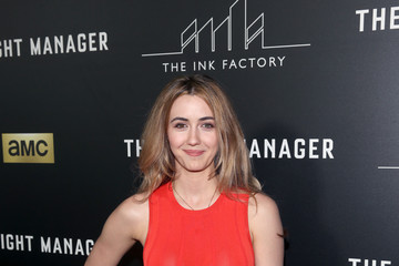 Madeline Zima AMC's 'The Night Manager' Premiere and After Party