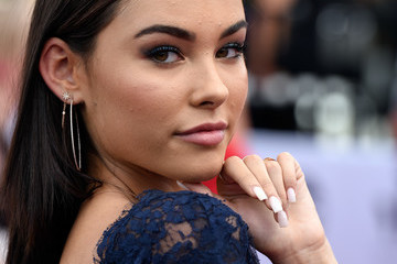 Madison Beer SiriusXM's 'Hits 1 in Hollywood' Broadcasts From the Red Carpet Leading Up to the Billboard Music Awards at the T-Mobile Arena
