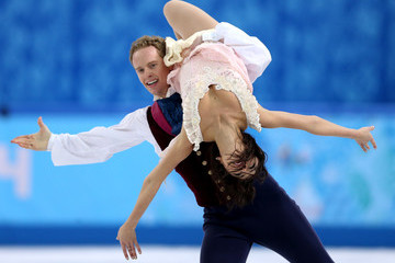 Madison Chock Figure Skating - Winter Olympics Day 10