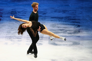 Madison Chock ISU World Figure Skating Championships 2016 - Day 7