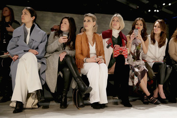 Madison Guest Rebecca Minkoff - Front Row - Mercedes-Benz Fashion Week Fall 2015