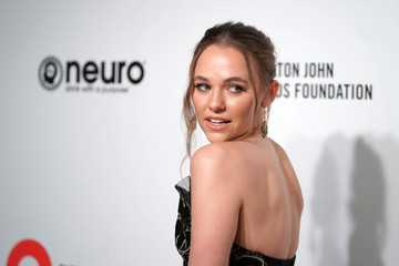 Madison Iseman 28th Annual Elton John AIDS Foundation Academy Awards Viewing Party Sponsored By IMDb, Neuro Drinks And Walmart - Arrivals