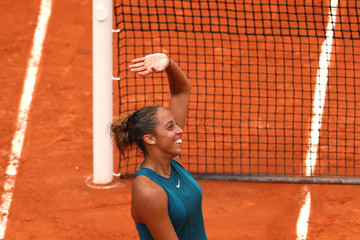 Madison Keys 2018 French Open - Day Ten