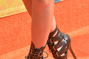 Madison Pettis Nickelodeon's 27th Annual Kids' Choice Awards - Red Carpet