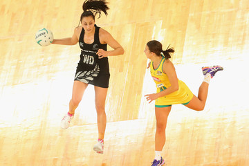 Madison Robinson New Zealand v Australia: Game 2