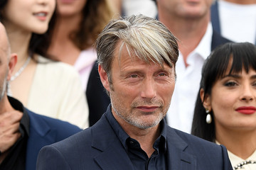 Mads Mikkelsen 70th Anniversary Photocall at the 70th Annual Cannes Film Festival