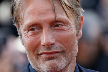 Mads Mikkelsen 70th Anniversary Red Carpet Arrivals - The 70th Annual Cannes Film Festival