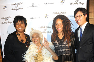 Mae Jemison Nichelle Nichols 85th Birthday Celebration
