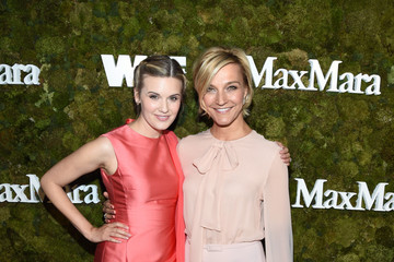 Maggie Grace Max Mara Celebrates Kate Mara As The 2015 Women in Film Face of the Future Award Recipient