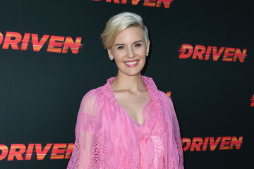 Maggie Grace Universal Pictures Home Entertainment Content Group's L.A. Premiere Of 'Driven'