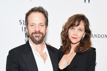 Maggie Gyllenhaal 'Sunday in the Park With George' Broad Way Opening Night - Arrivals & Curtain Call